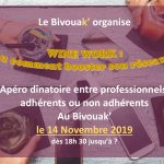WINE WORK : Ou comment booster son réseau !