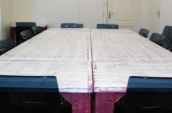 Salle de réunion sud gironde