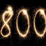 800 abonnés à notre page Pro !