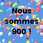 Le Bivouak' dépasse les 900 abonnés !