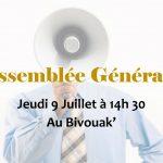 Assemblée Générale du Bivouak'
