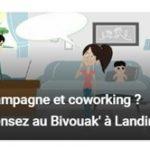 Campagne et Coworking ? Pensez au Bivouak' à Landiras !