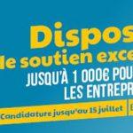 Dispositif de soutien exceptionnel de la CDC Convergence Garonne pour ses entreprises !