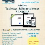 REPORT : Ateliers Smartphones & Tablettes au Bivouak'