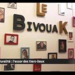 Reportage au JT de TV7 sur Le Bivouak' !