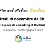 Atelier Qualiopi avec QBO Conseil